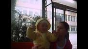 бебе танцува фламенко