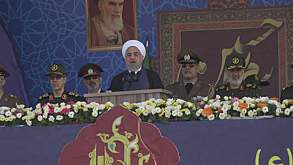 Iran: 'Foreign forces' in Gulf 'can cause problems and insecurity' says Rouhani
