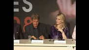 INDIANA JONES - PRESS CONFERENCE CANNES FESTIVAL (PART 2)