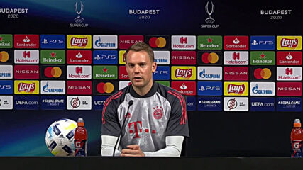 Hungary: Bayern manager Flick plays down coronavirus risk ahead of Super Cup final in Budapest