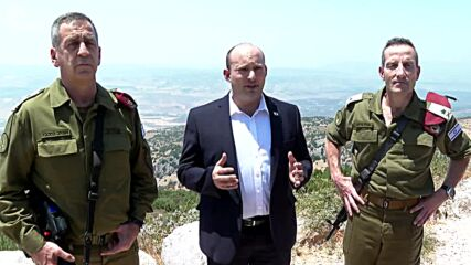 Israel: PM Bennett says country can 'act alone' on Iran following tanker attack