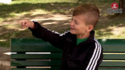Смешна Скрита Камера - Kid Learns About Pepper Spray The Hard way