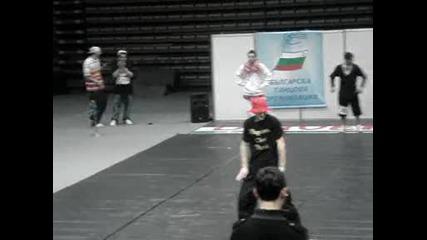 Svetul4o Solo - Napravo Razcepi @ Hip Hop Contest 08.03.2009