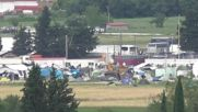 Macedonia: Refugees bused from Idomeni as authorities continue eviction