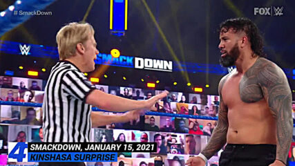 Top 10 Friday Night SmackDown moments: WWE Top 10, Jan. 15, 2021