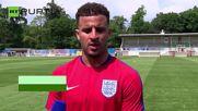 England Team Preps for Russia Match as Euro 2016 Opener Draws Closer
