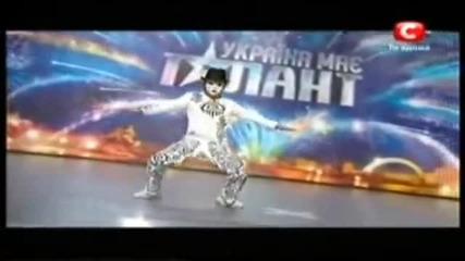 Ten years old Dancer Ukrainian 2011
