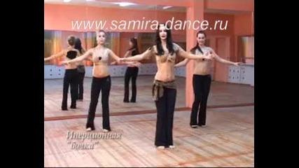 Урок 7 по bally dance