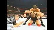 Steven Richards vs. D - Lo Brown - Wwe Heat 03.11.2002