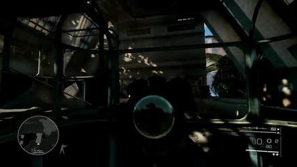 Sniper Ghost Warrior 2 - Спасяването на Diaz
