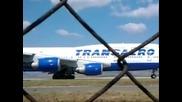 Boeing 747 излита от Бургас