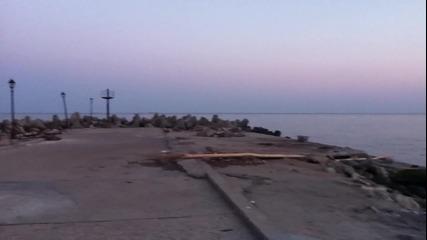 Залез над Черно море, 06.5.2011