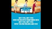 Jonas Brothers - Hey You +lyrics [full]