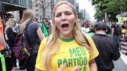 Brazil: Bolsonaro supporters decry voting system