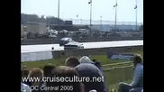 Драг Ferrari 360 Modena Срещу 450кс Skyline