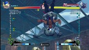Super Street fighter 4 (seth) vs (yun)