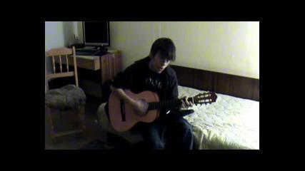 Росен Тенев - House Of The Rising Sun ( Acoustic Hippie Style )