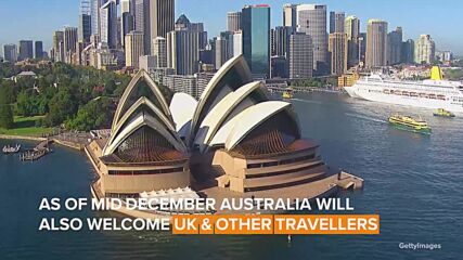 More countries are expected to lift travel ban in time for Christmas