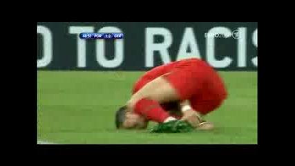 Simulacia Na Cristiano Ronaldo
