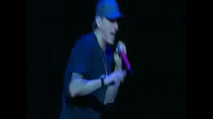Eminem - Crack A Bottle Live From Detroit