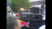 Hummer H1 - dj пулт - гр.пловдив - абитуриенски 2009