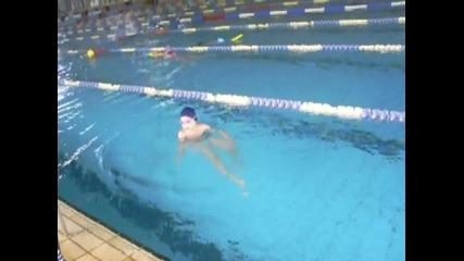 Marti swimmer 2010