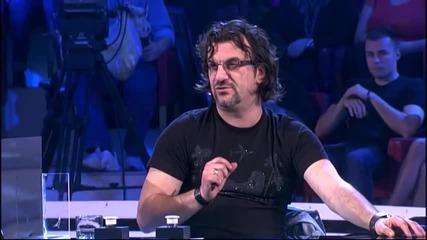 Petar Nisic i Mirza Selimovic - Splet pesama - (live) - Zg 4 Krug 2013_14 - 03.05.2014. Em 30.