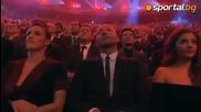 Ето как Роналдо трогна сър Алекс