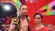 Dancing Stars - Дарин и Ани за своето Пасо Добле (13.05.2014г.)