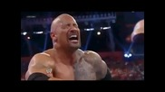 The Rock vs. John Cena Wrestlemaina 28 Fake