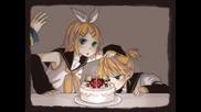 Happy Birthday. Kagamine Rin and Len!