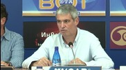 Димитров: Готови сме да продължим протестите, където и както се налага