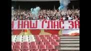 Crvena Zvezda Ultras - Dimki