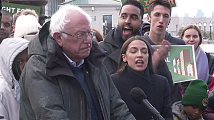 USA: Sanders, Ocasio-Cortez introduce New Green Deal for public housing