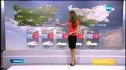 Прогноза за времето (27.03.2015 - обедна)