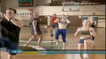 05 - Pure Cardio Insanity 60 days workout