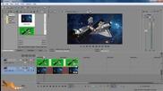 Работа със зелен екран - Sony Vegas Pro 13 Tutorials Епизод 11