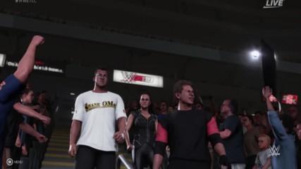 WWE 2K19 entrance mashup: The McMahon Family  as The Shield