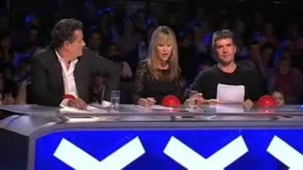 Kieran Gaffney - Britains Got Talent 2009