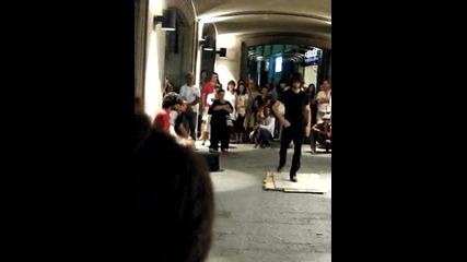 Майсторско фламенко в Барселона