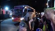 Японските национали пристигнаха в Бразилия