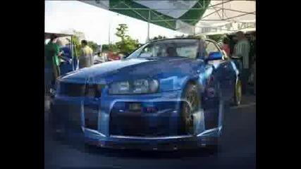 Nissan Skyline Forever !