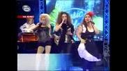 Music Idol 2 -Пламена,Нора и Деница - Lady Marmalade