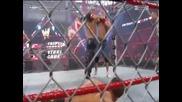 John cena vs The Miz vs John Morrison Extreme Rules 2011