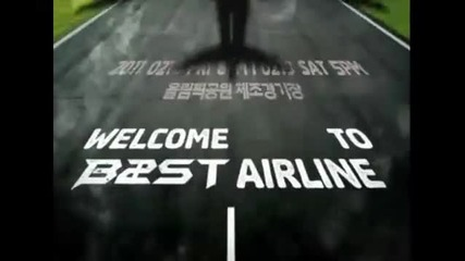Welcome Back To Beast Airline (encore concert teaser ) - Junhyung