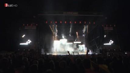 Rammstein - Ich Will (hurricane Festival 2016)