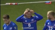 Казахстан 0:3 Исландия 28.03.2015