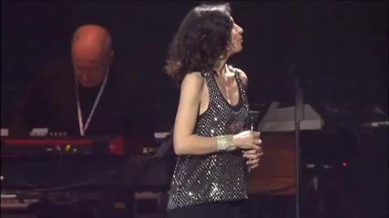 Giorgia feat. Laura Pausini - Gocce di Memoria , Live