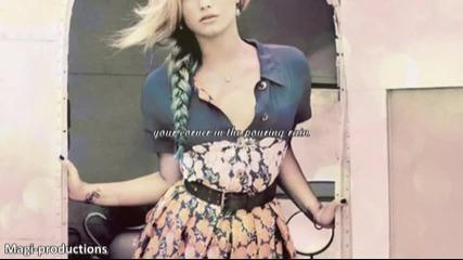 Тя ще бъде обичана . . + Demi Lovato