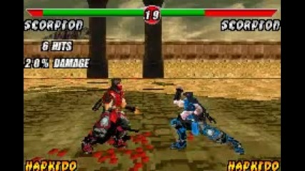 scorpion mortal kombat deadly alliance